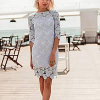 930b364fe38 Платье кружевное бело в Украине. Сравнить цены