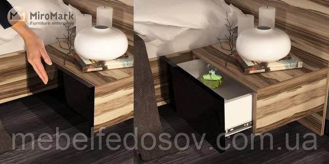 Модульная спальня Соната (Миро Марк/MiroMark)