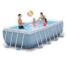 Каркасный бассейн INTEX 28316 Prism Frame Pool (400Х200Х100)