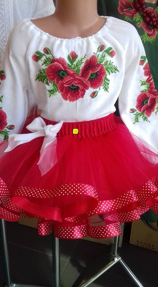 Фатиновая юбка Р-ДЮ-0022