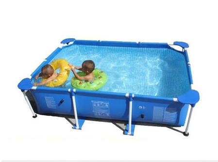Каркасный бассейн Intex Rectangular Frame 150х220х60 см (28270), фото 2