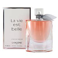 Женская парфюмированная вода Lancome La Vie Est Belle 100 ml, Ланком Ла Ви Э Бель 100 мл, Реплика супер качество