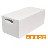 Газоблоки AEROC D400 500х200х600 паз-гр.