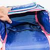 Школьный рюкзак для девочек с котиком - голубой - 18001, фото 4