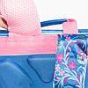 Школьный рюкзак для девочек с котиком - голубой - 18001, фото 5