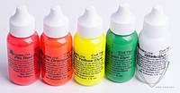 Фирменный краситель конц. для смол ALUMILITE (США),яркий зеленый флуоресцент