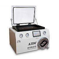 Аппарат с вакуумным ламинатором и автоклавом AIDA A-408A со встроенным насосом, ЖК-дисплеем и сенсорным управлением