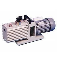 Компрессор вакуумный  2XZ-4 роторный (4 л/с, 6*10-2 Pa, 220V 550W, 30kg 148*277*518, 19mm диаметр выходящего отверстия)