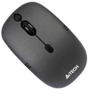 Мышь A4Tech G9-551FX-1 WL USB Black