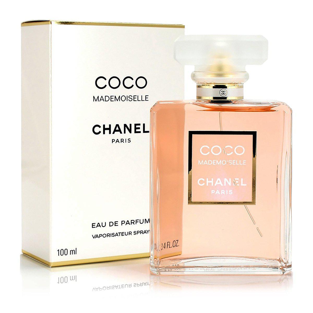 женская туалетная вода Coco Mademoiselle Parfum Chanel 100 мл