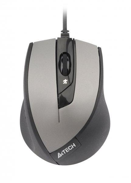 Мышь A4Tech N-600X-2 USB Grey