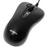 Мышь A4Tech N-61FX-2 USB Black