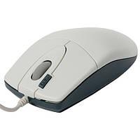 Мышь A4Tech OP-620-D USB White