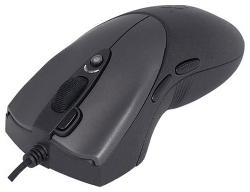 Мышь A4Tech XL-730K X7 USB Black