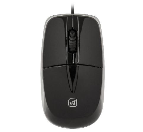 Мышь Defender MS-940 USB Black