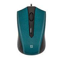 Мышь Defender Accura MM-950 USB Green