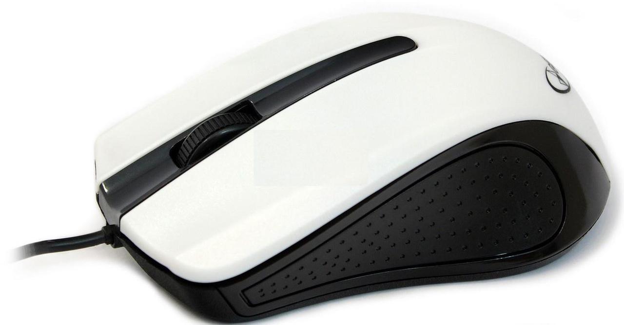 Мышь Gembird MUS-101-W USB White