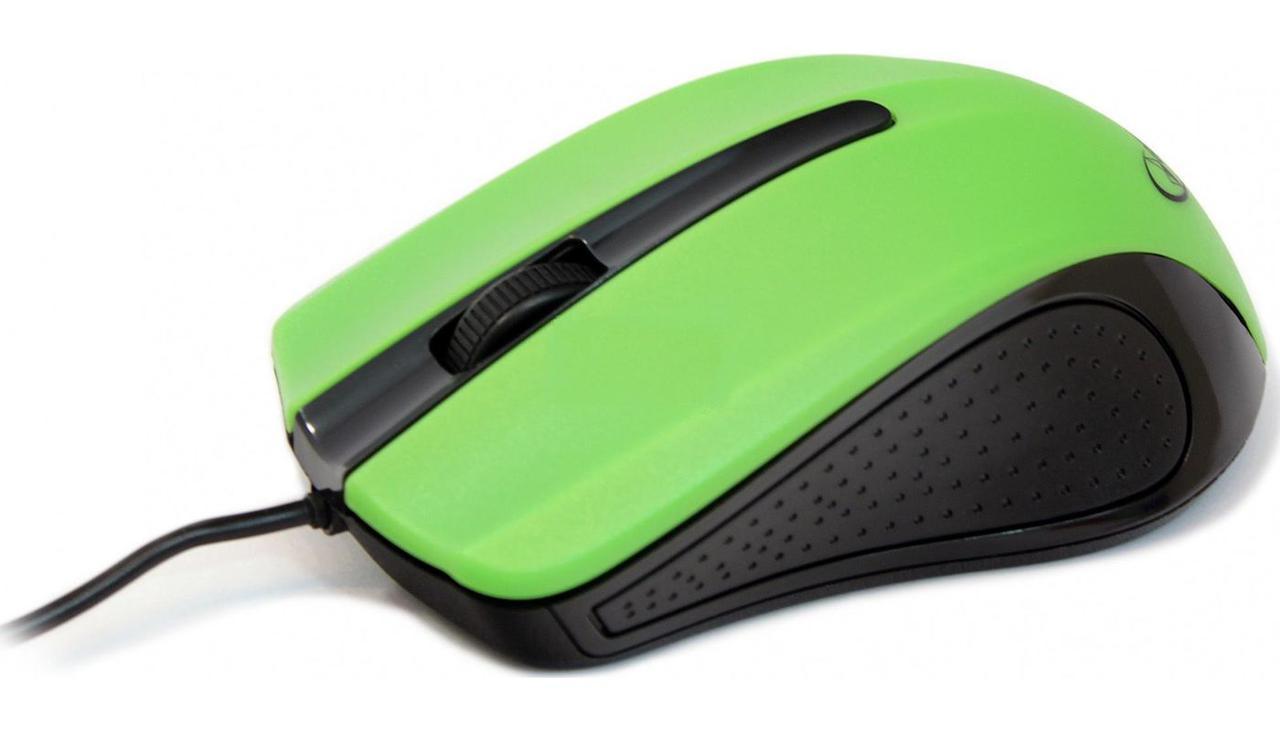 Мышь Gembird MUS-101-G USB Green