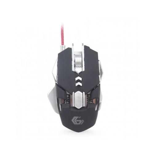 Мышь Gembird MUSG-05 USB Black-Silver