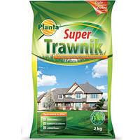 Семена травы газонной Planta Super Trawnik 2кг
