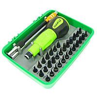Набор отвёрток BAKU BK-3034 (Ручка+34 насадок)