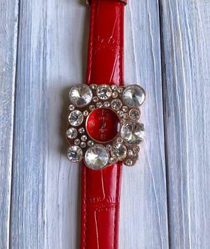 Часы женские с массивным украшением, фото 2