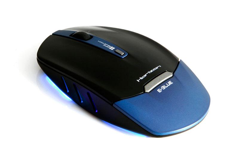 Мышь E-Blue Cobra Horizon USB Blue