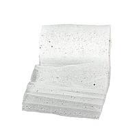 Фатин Белый с блестками (глиттером) 15 cм/23 м, фото 1