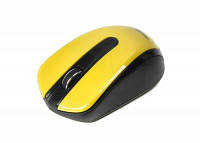 Мышь Maxxter Mr-325-Y USB WL Yellow