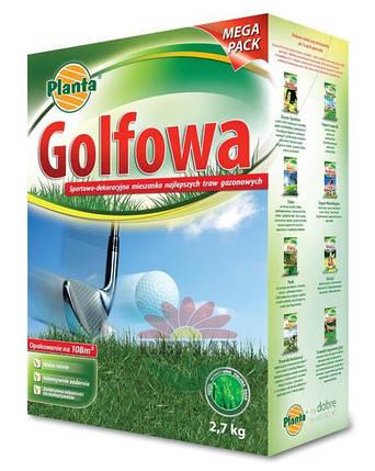 Семена травы газонной Planta Гольф 0.9кг, фото 2