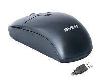 Мышь SVEN RX-160 USB Black