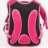 Школьный рюкзак для девочки с ортопедической спинкой - розовый - Y032, фото 2
