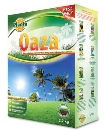 Газонная трава засухоустойчивая Oaza Planta 0.9кг, фото 2