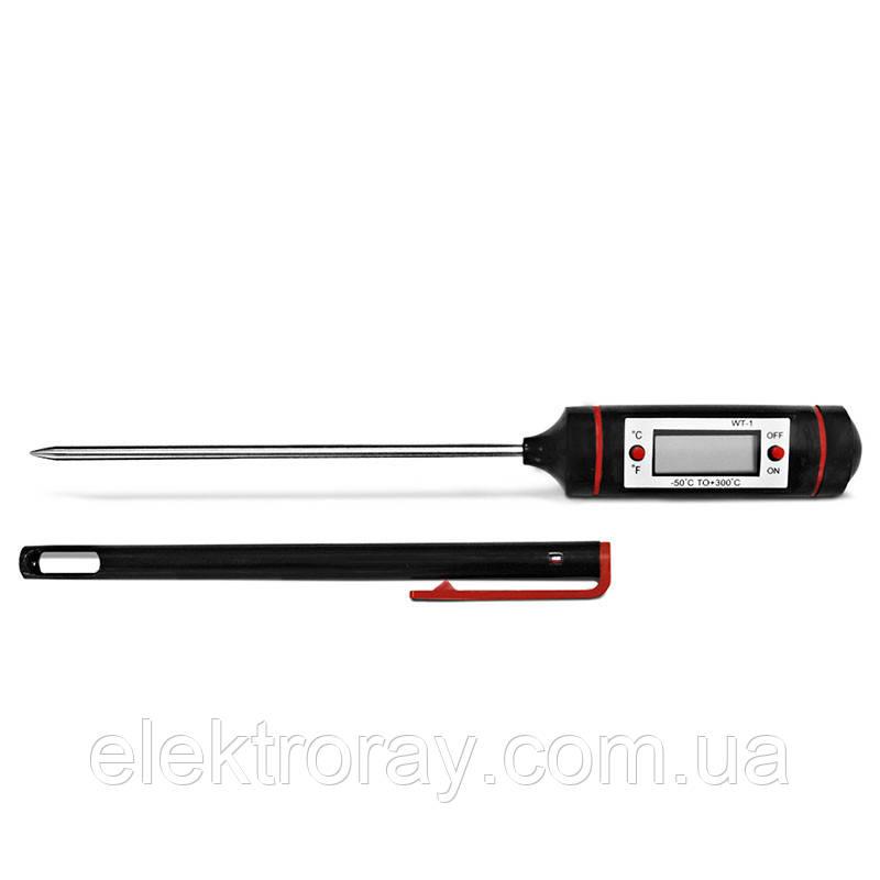 Термометр для кухни со щупом WT-1