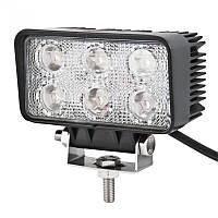 BOL0103S Доп LED фара BELAUTO 1320Лм (точечный)