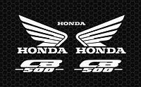 Виниловая наклейка  - HONDA CB500