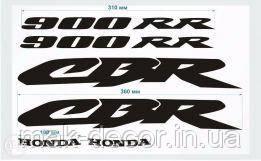 Виниловая наклейка  - HONDA CBR 900 RR