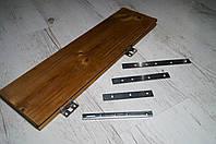Пластина нержавеющая UNIONmet для монтажа дерева и террасы
