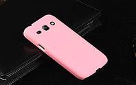Пластиковый чехол для Samsung G350 Galaxy Star Advance  Светло-розовый