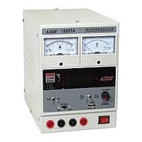Блок питания AIDA 1505TA, 15V, 5A, стрелочная и цифровая индикация, RF, выход 5V-USB, два режима 5V-15V; 1A-5A.
