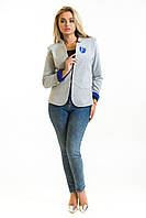 Верхняя одежда FEMINE светло серый, фото 1