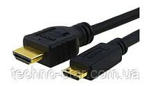 Шнур (кабель) HDMI кабелі HDMI mini 5m