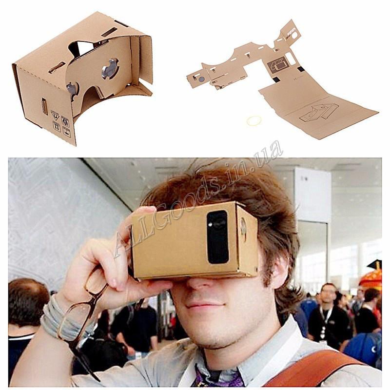 Очки виртуальной реальности. 3D очки