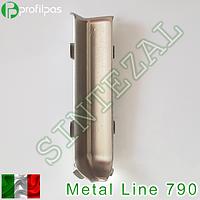 Угол внутренний Profilpas Metal Line 790/4. Полированный