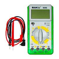 Мультиметр цифровой BAKU BK-9205 (ток до 10А)