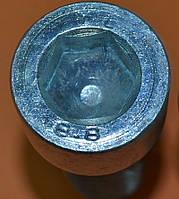 Винт М4 оцинкованный ГОСТ 11738-84