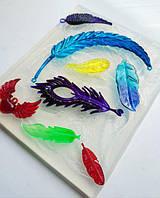 Фирменный прозрачный краситель для смол ALUMILITE (США), Голубой Океан Ocean Blue, 1 oz (конц.), фото 1