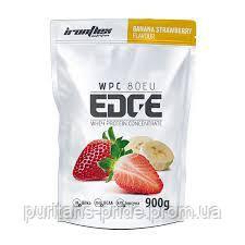 Cывороточный протеин Iron Flex WPC 80 eu Edge 900g, фото 2