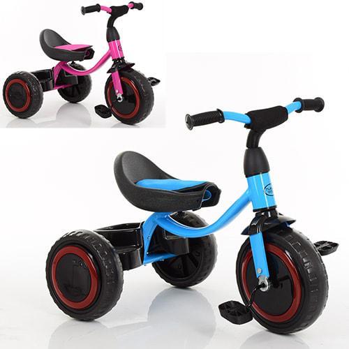 Трехколесный велосипед на EVA колесах M 3649-M-1-2