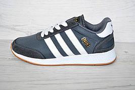 Кроссовки мужские Adidas  Iniki Runner 41, 42 р адидас иники ранер серые реплика Вьетнам